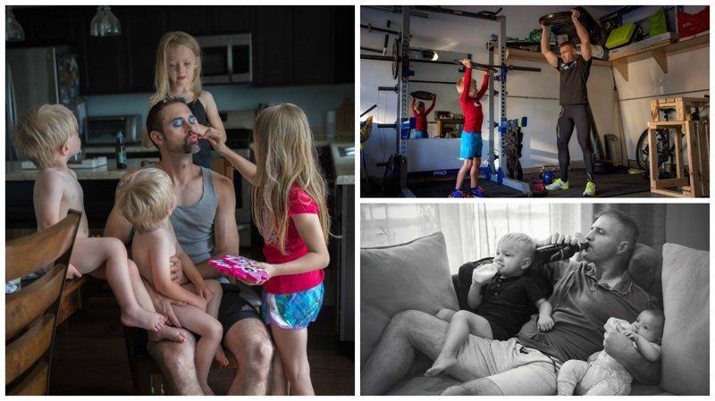 Фотопроект: папы бывают разные день отца, отец и дети, отец и ребенок, отцовская любовь, отцы и дети, папа, папа может, фотопроект