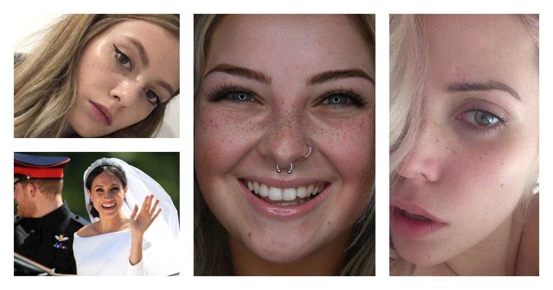 Как Меган: Instagram заполонили фейковые веснушки Instagram, freckles, permanentfreckles, Меган Маркл, веснушки, тату