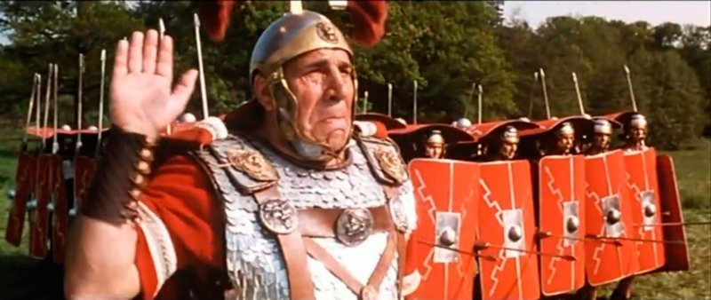 Рим, который спасло железо гусиспасло, железо, рим