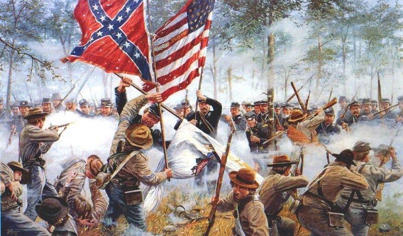 Север и Юг США. Чего они не поделили в 1861 году 1861, север, сша