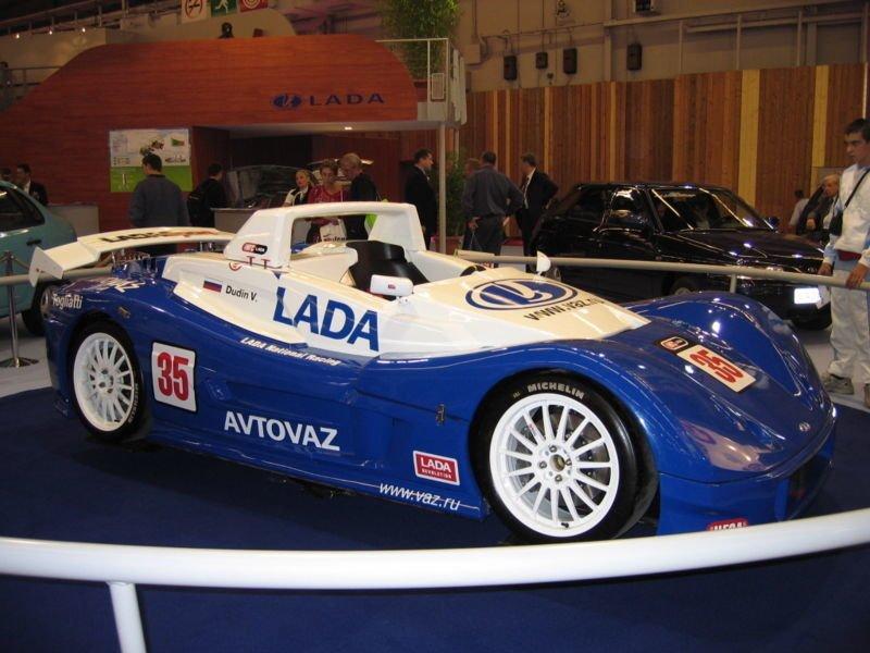 LADA Revolution  автомобили, ваз, фоторепортаж