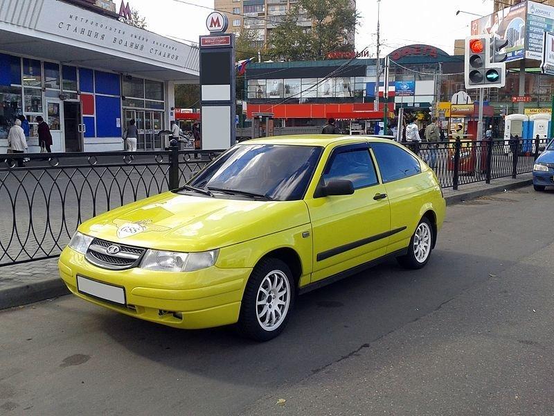 ВАЗ-21123 автомобили, ваз, фоторепортаж