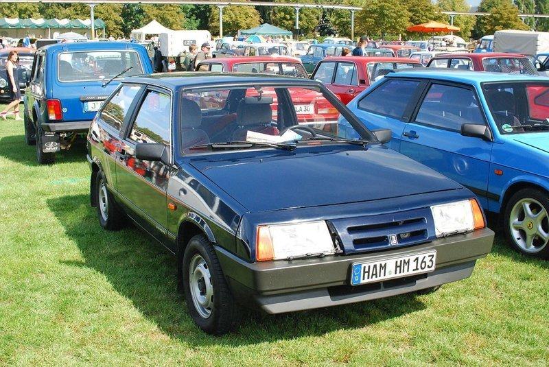 ВАЗ-2108 автомобили, ваз, фоторепортаж