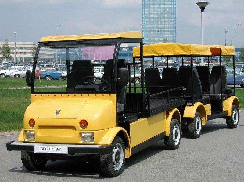 ВАЗ-10031 «Бронтокар»  автомобили, ваз, фоторепортаж