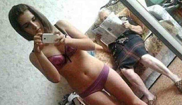 Самые скандальные снимки из социальных сетей Социальные сети, все ради славы, натворили, нежданно, позор на весь мир, скандальные картинки, странные люди, фото
