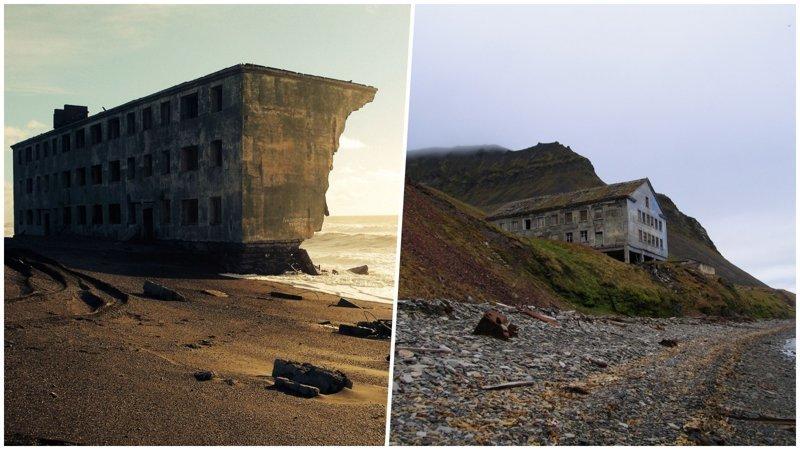 20 атмосферных мест, которые давно покинуты людьми заброшенка, заброшенные места, развалины