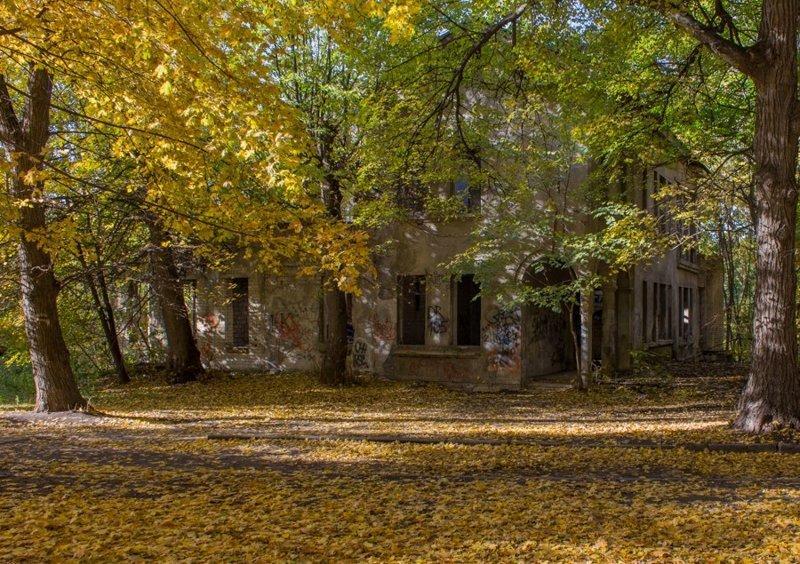 Заброшенный особняк, Украина заброшенка, заброшенные места, развалины
