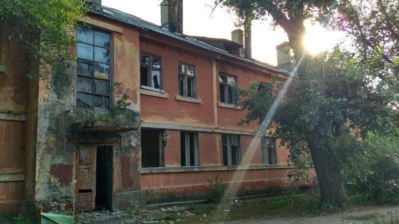 Заброшенные двухэтажки в Воронеже заброшенка, заброшенные места, развалины
