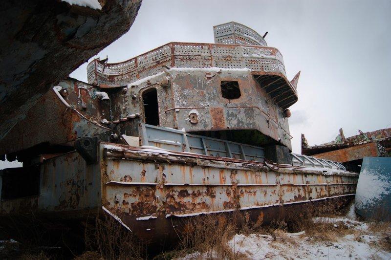 Старые корабли, Балтийск заброшенка, заброшенные места, развалины