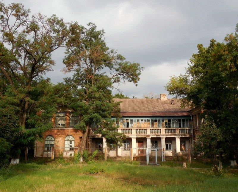 Заброшенный детский сад, Мариуполь, Украина заброшенка, заброшенные места, развалины