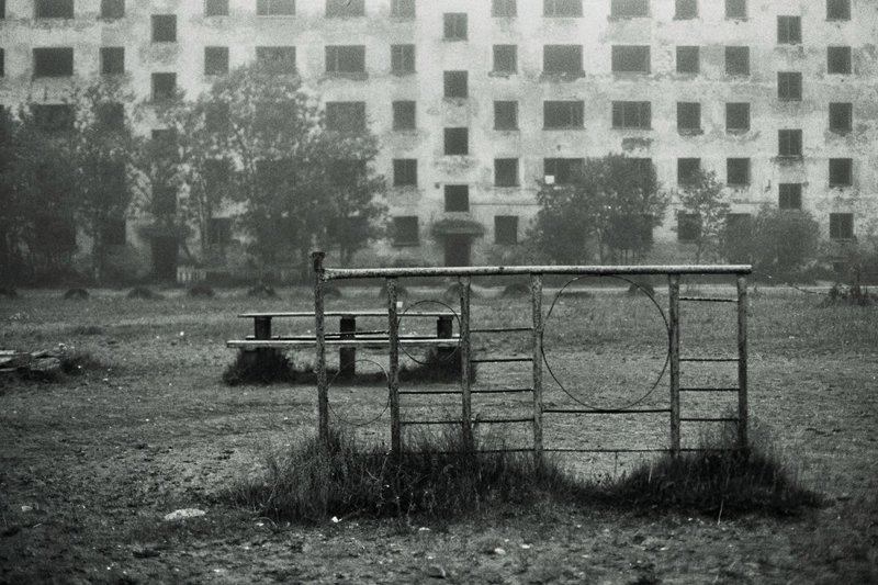 Посёлок Туманный, Кольский полуостров заброшенка, заброшенные места, развалины