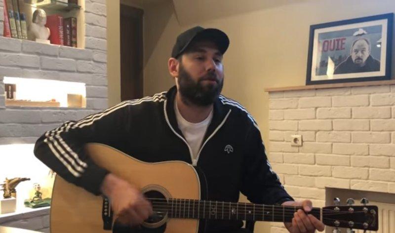 В Чечне потребовали извинений от Слепакова перед Россией и Кадыровым ynews, видео, интересное, кадыров, песня, слепаков, чечня
