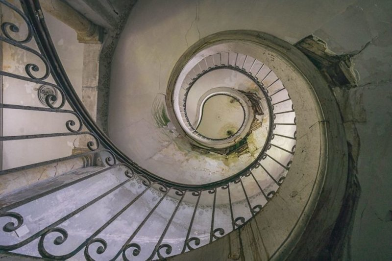 Замок, Франция архитектура, европа, заброшенные здания, изящество, стильные строения, фотографии, фотопутешествие, фотосерия