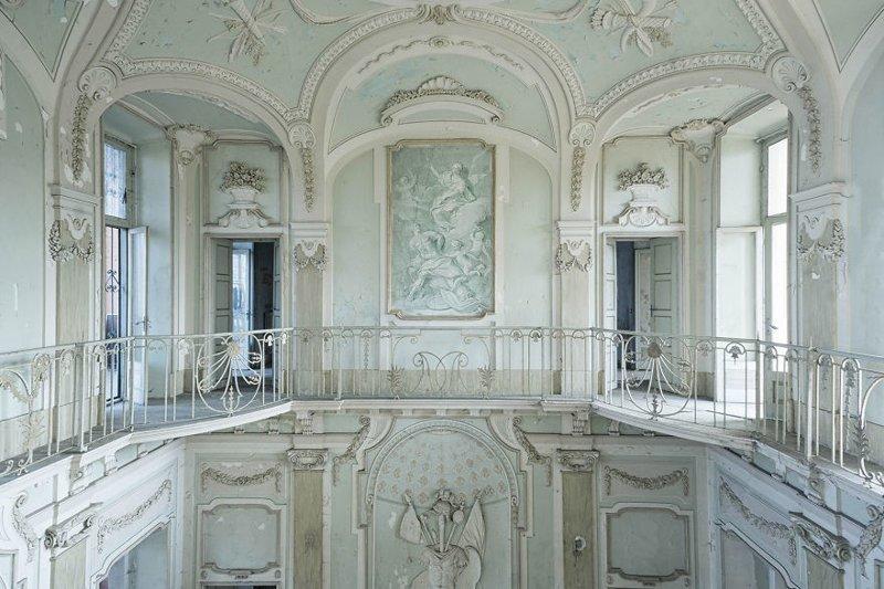 Палаццо, Италия архитектура, европа, заброшенные здания, изящество, стильные строения, фотографии, фотопутешествие, фотосерия