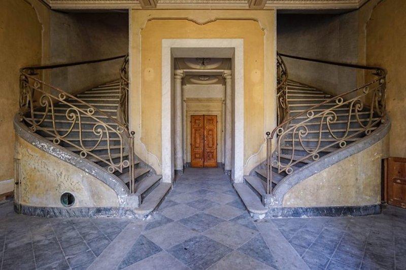 Казино, Италия архитектура, европа, заброшенные здания, изящество, стильные строения, фотографии, фотопутешествие, фотосерия