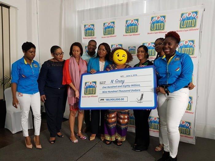 Победительница ямайской лотереи пришла за выигрышем в маске везение, выигрыш в лотерею, за деньгами в маске, конспирация, лотерея, миллион по волшебству, счастливый случай, ямайка