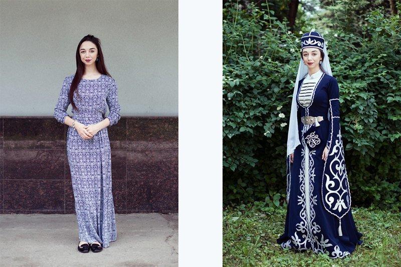 Как меняется человек, когда надевает национальный костюм кавказ, национальный костюм, фото