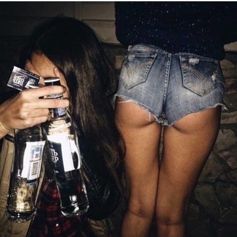 Выпила водку, береги одногодку. О молодеющем женском алкоголизме алкоголь, вечеринки, вписки, девушки, тусовки