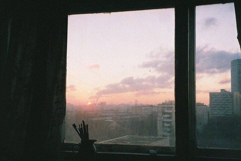 Что видно из вашего окна, Фишкяне? вид из окна, окно, фишки, фишкяне, фотография