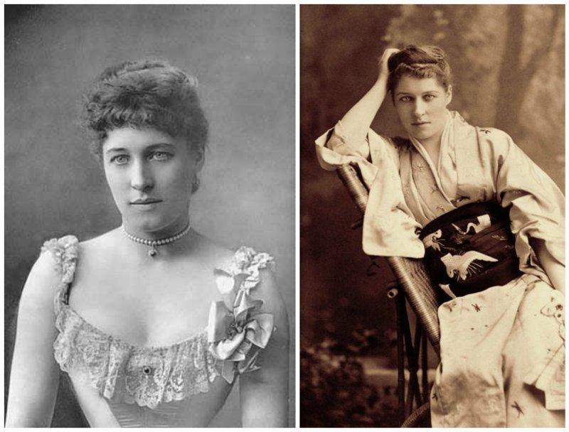 Лилли Лэнгтри - поразила светский мир того времени своей красотой и остроумием. женщины, интересное, исторические фото, история, куртизанки, факты, фото