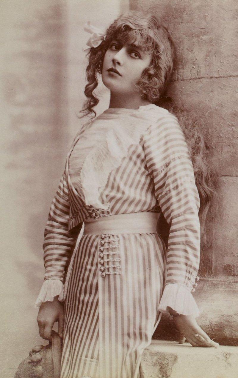 Geneviève Lantelme - актриса, модница, куртизанка женщины, интересное, исторические фото, история, куртизанки, факты, фото