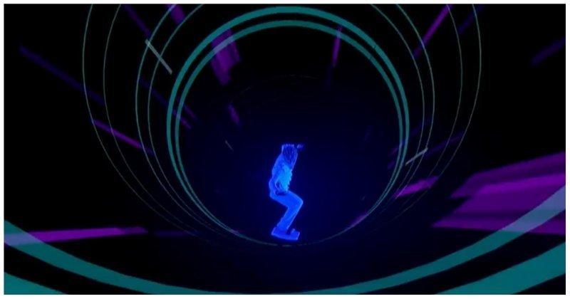 Во главе команды стоял хореограф Константин Томильченко и режиссер Александр Братковский America's Got Talent, видео, виртуальная реальность, интересное, технологии, украина, шоу