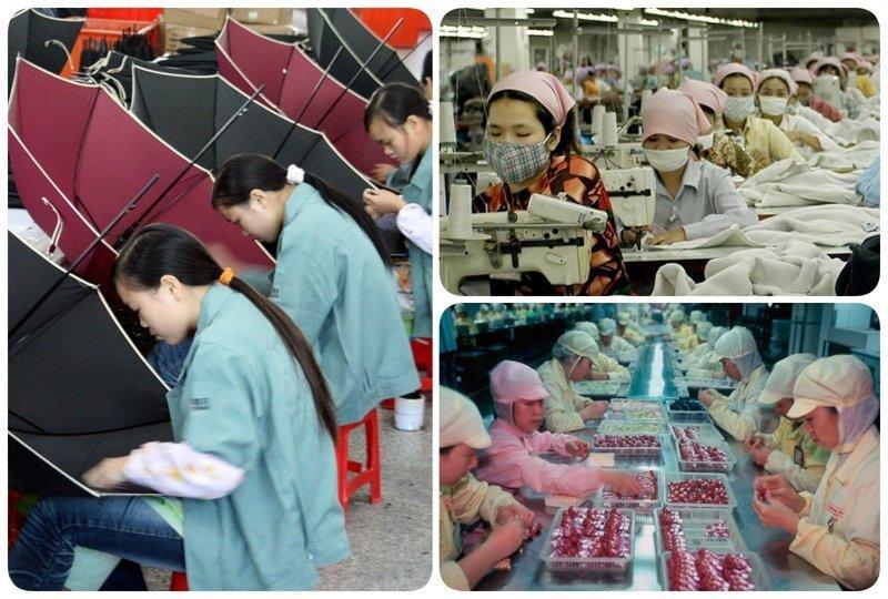 Эпоха массового производства: что творится на азиатских фабриках? азия, заводы, индия, китай, масштабы, производство, фабрики китая, фото