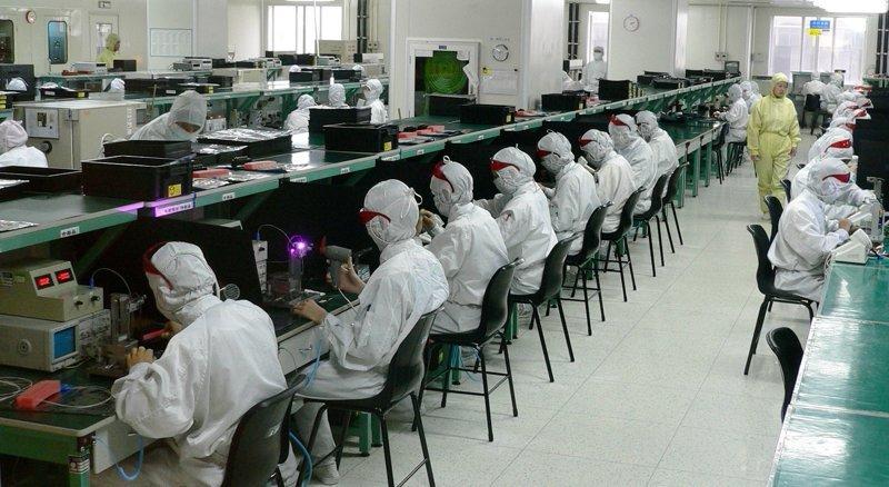 3. Завод электроники в Шэньчжэне, Китай азия, заводы, индия, китай, масштабы, производство, фабрики китая, фото