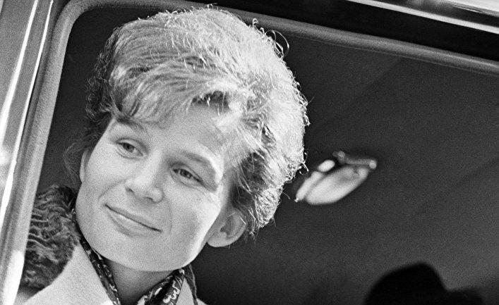 Полёту первой женщины-космонавта - 55! Наша гордость Валентина Терешкова, дата, космоос, чайка