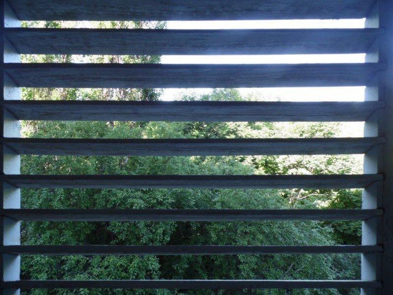 Деревянные жалюзи кондиционер, лето, прохлада, сделай сам