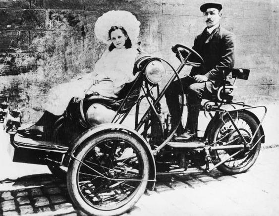Невероятные прапрадедушки для нашего передвижения изобретения, интересное, коньки, прадедушка, ролики, сигвей, старые фото