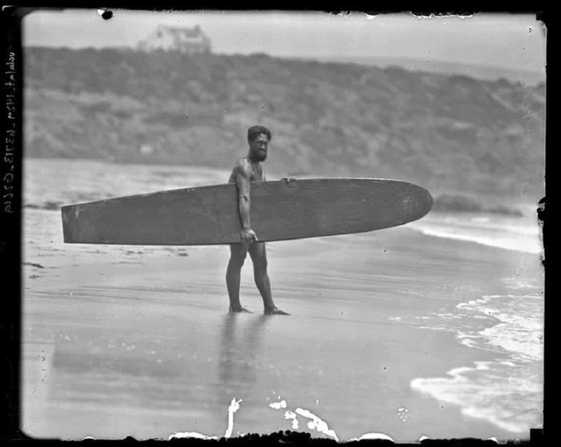 Первая доска для серфинга изобретения, интересное, коньки, прадедушка, ролики, сигвей, старые фото
