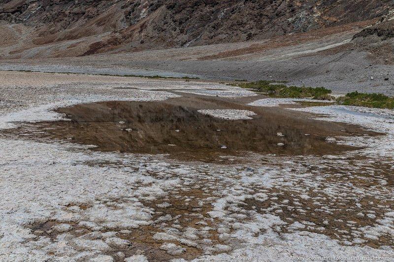 Долина Смерти. Самое жаркое место на нашей планете путешествия, факты, фото