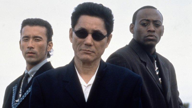 Брат якудзы / «Brother» (2001) выходные, гангстеры, досуг, залипалово, кино, мафия, фильмы