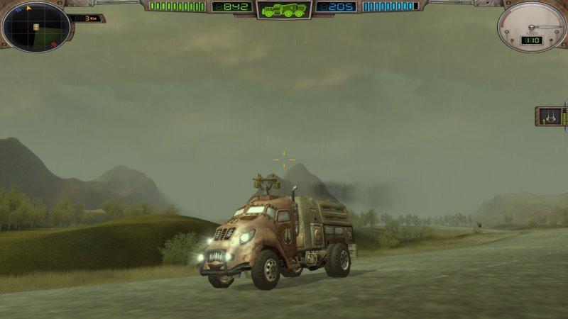Hard Truck Apocalypse / Ex Machina (2005) выходные, гонки на выживание, залипалово, игры, компьютерные игры