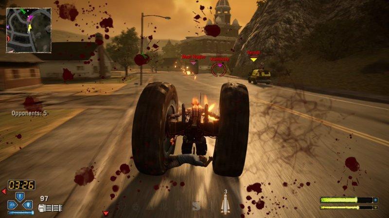 Серия игр Twisted Metal (1995–2012) выходные, гонки на выживание, залипалово, игры, компьютерные игры