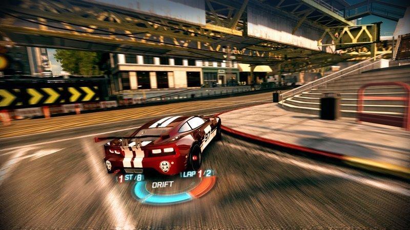 Split/Second (2010) выходные, гонки на выживание, залипалово, игры, компьютерные игры