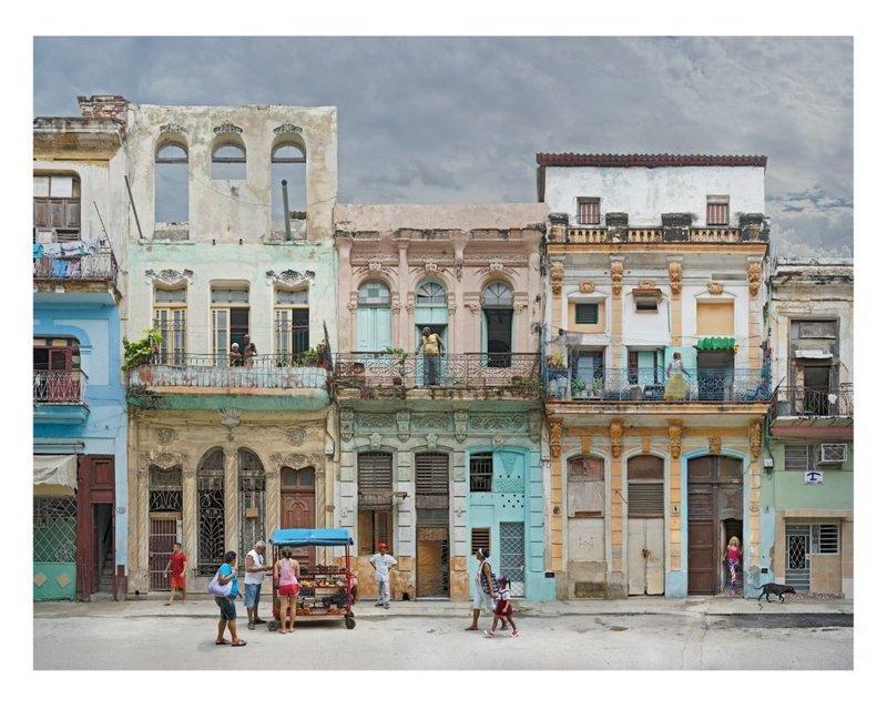 Финалист. Из серии «Милые портреты Гаваны». Автор фото: Вим Де Схампеларе LensCulture, в мире, конкурс, люди, уличное фото, фото