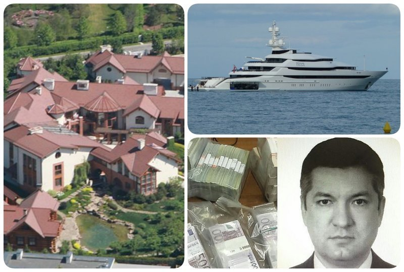 """""""Скромное"""" имущество чиновников: личные самолеты за $70 млн и яхты за $150 млн. Им даже не стыдно! ynews, взятки, власть, имущество чиновников, новости, чиновники"""