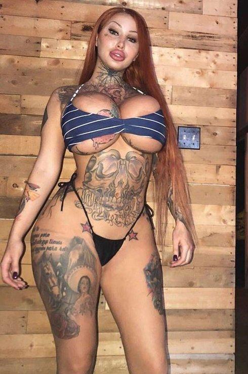Танцовщица потратила $150 000 на «экстремально сексуальный» облик и хочет еще в мире, внешность, история, красота, люди, операция, танцовщица