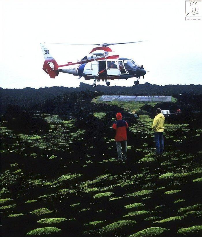 Как полвека назад в Исландии появился остров и стал одним из самых запрещенных мест на планете вулкан, загадка, запрет, извержение, исландия