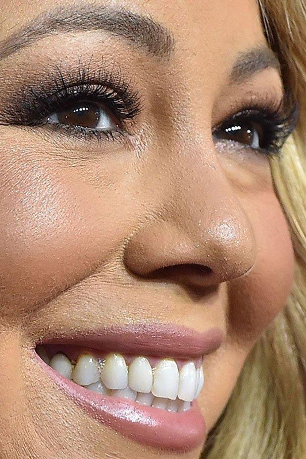 2. Мэрайя Кэри звёзды, знамениитости, конфуз, макияж, папарацци, пластика