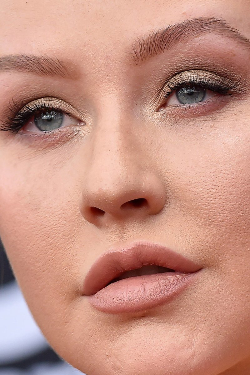 1. Кристина Агилера звёзды, знамениитости, конфуз, макияж, папарацци, пластика