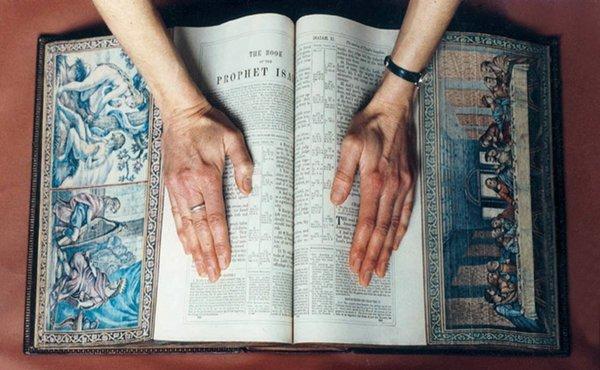 Книга-картина Мартина Фроста ТОП  рейтинг, книги, необычайное.