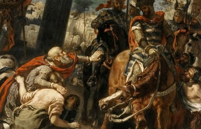 4. Осквернение Константинополя археология, история, факты