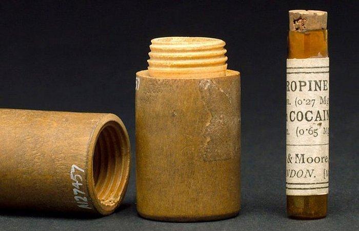 2. Тампоны с кокаином археология, история, факты