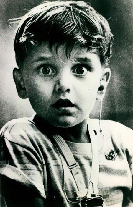 5. Гарольд Витльз впервые слышит звуки. 1974г. война, история, память