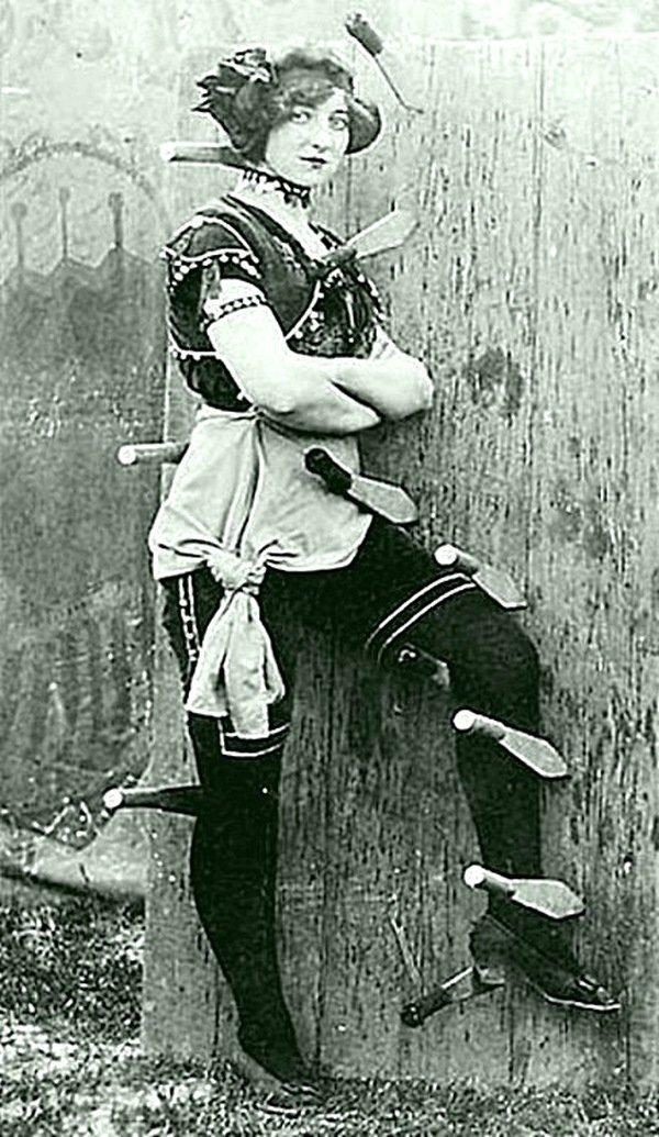 Цирковой экстрим - пока не жертва... Весь Мир в объективе, ретро, фотографии