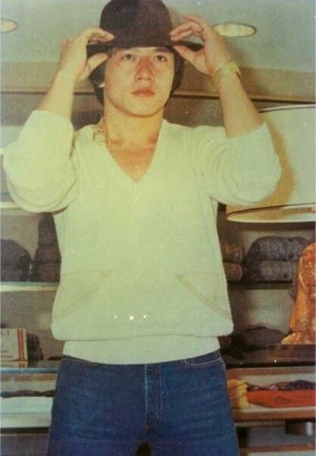 Каким был молодой Джеки Чан? актер, джеки чан, знаменитости, кино, молодость, фильм