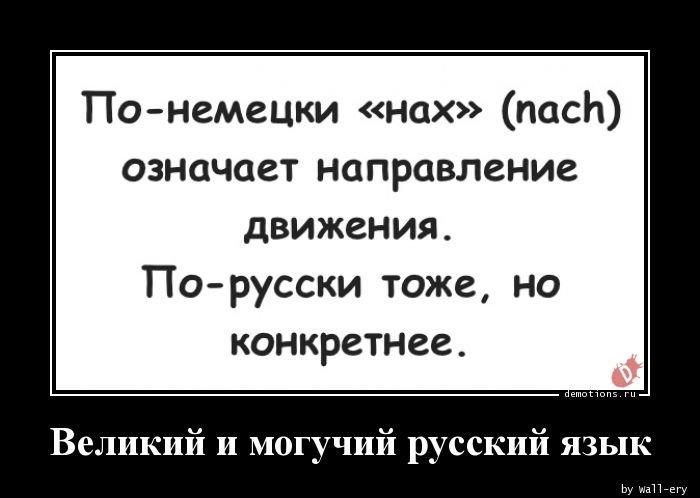 Великий и могучий русский язык демотиватор, демотиваторы, жизненно, картинки, подборка, прикол, смех, юмор